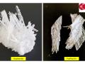 Acrylamide/ProPhyl Air crystals